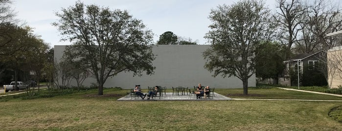 Menil Drawing Institute is one of Cusp25 : понравившиеся места.