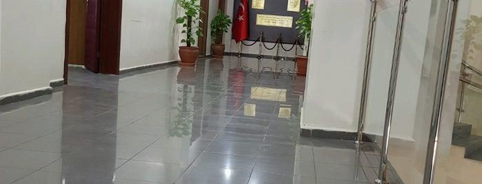 Eyyübiye Belediyesi is one of Gespeicherte Orte von Mehmet.
