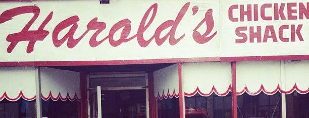 Harold's Chicken Shack is one of Sue-Yenさんの保存済みスポット.