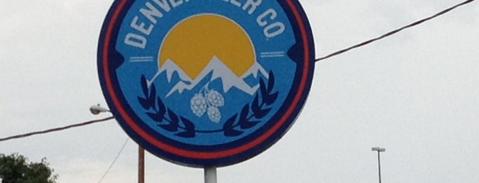 Denver Beer Co. is one of Colorado Breweries.