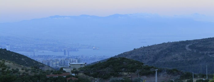 Selera is one of İzmir.