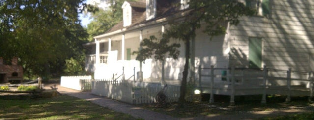 Lefferts Historic House Museum is one of The Great Outdoors in NY.