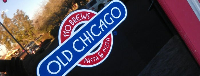 Old Chicago Pizza & Taproom is one of Placestoeat.