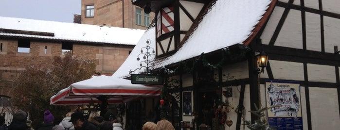 Handwerkerhof is one of Nuremberg's favourite places.