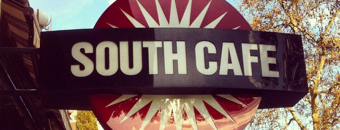 South Cafe is one of Locais curtidos por Max.