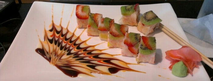 "Geisha ""Sushi With a Flair"" - Denham Springs is one of K 님이 좋아한 장소."
