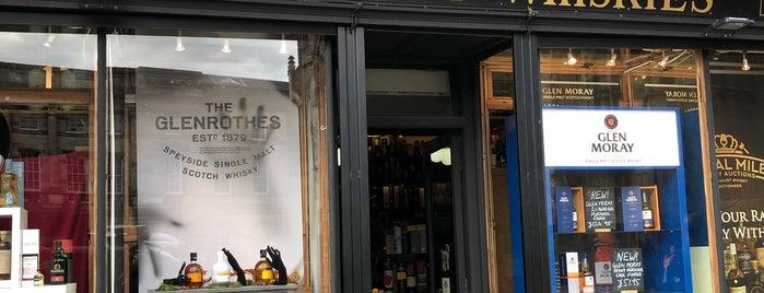 Royal Mile Whiskies is one of Posti salvati di Adam.