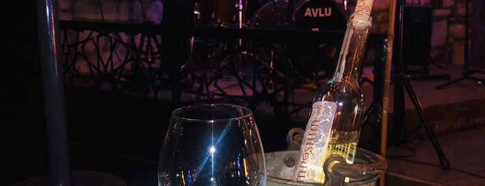 Avlu Bistro Bar is one of Urla.