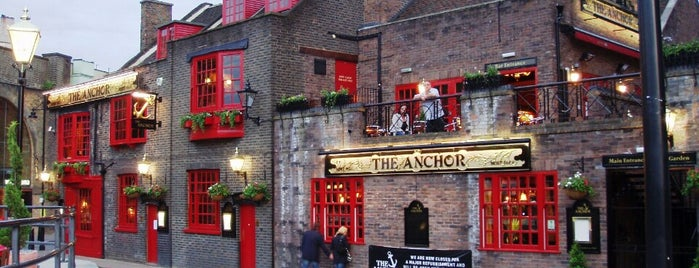 The Anchor is one of Places in london.