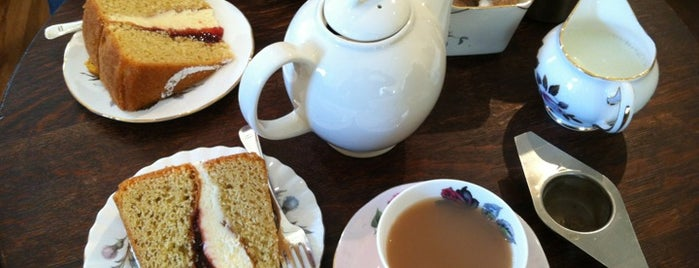 Pettigrew Tea Rooms is one of Best afternoon tea in Cardiff.
