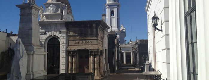 Recoleta Square is one of Capital Federal (AR).