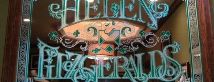 Helen Fitzgerald's Irish Grill & Pub is one of Lugares favoritos de Ashlee.
