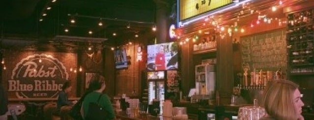 Clyde's on Church is one of Nashville Hit List.