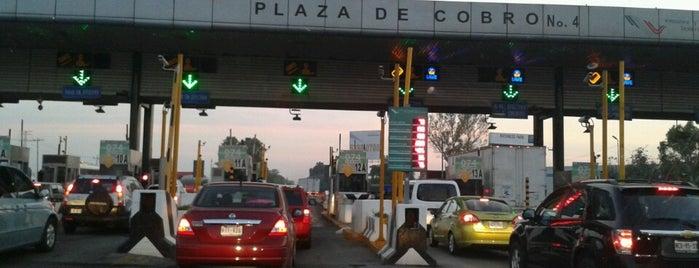 Caseta Tepotzotlán is one of Ciudad de México :: Vías de Comunicación.