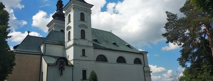 Kostel Narození Panny Marie is one of Orte, die Andělka gefallen.