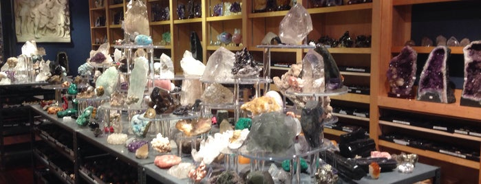 Rock Star Crystals is one of The Ultimate Guide to Shopping in NYC.