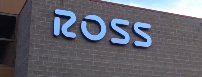 Ross Dress for Less is one of Tempat yang Disukai Bekah.