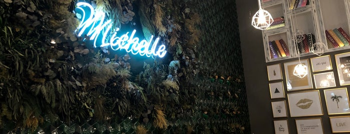 Michelle Brasserie is one of istanbul food.