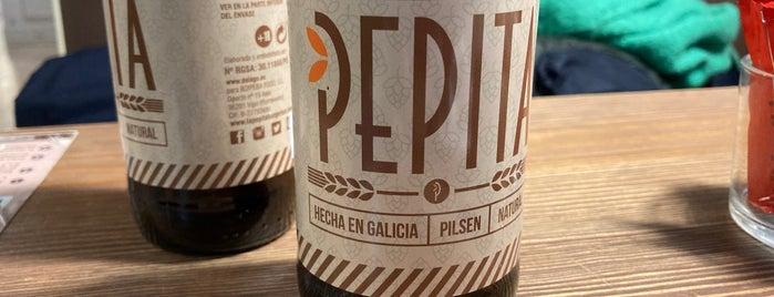 La Pepita Burger Ourense is one of Buns.