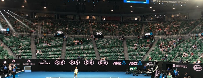 Rod Laver Arena is one of Sopitas's Liked Places.