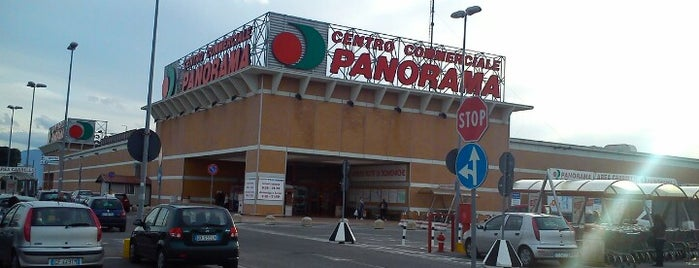 Centro Commerciale Panorama is one of 4G Retail.