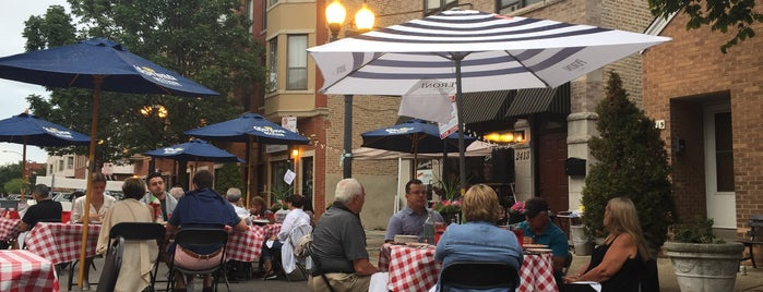 Bacchanalia is one of Chicago Casual Food 🥘🍝🌮.
