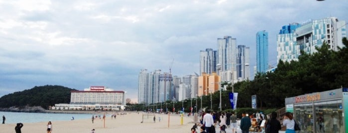Haeundae Beach is one of KOREA.
