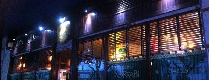 Atarrabi Pub is one of Iñigo 님이 좋아한 장소.