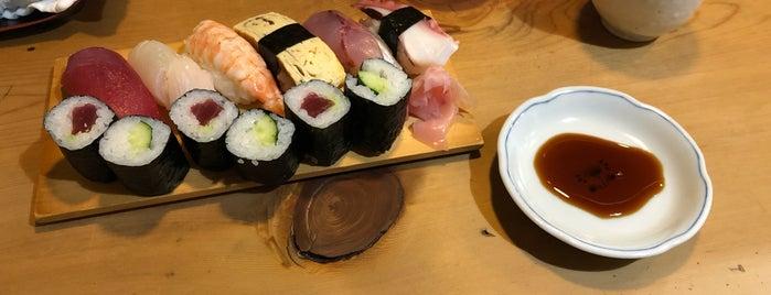 手打そば 丹味 is one of Lugares favoritos de 亮さん.