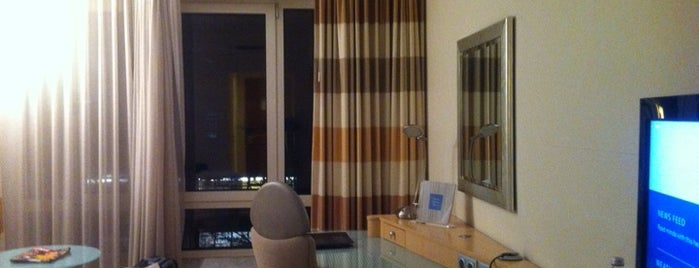 Hilton Munich City is one of ..