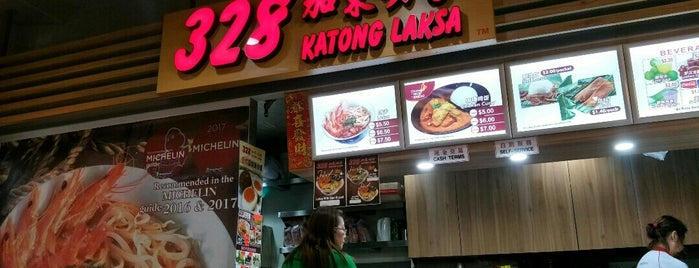 328 Katong Laksa is one of Singapore.