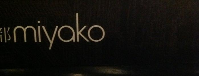 Miyako is one of London.