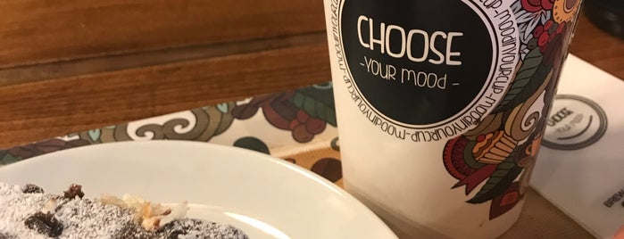 Brew Mood Coffee & Tea is one of denendi beğenildi.