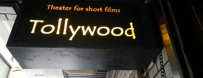 Tollywood is one of Tokio.