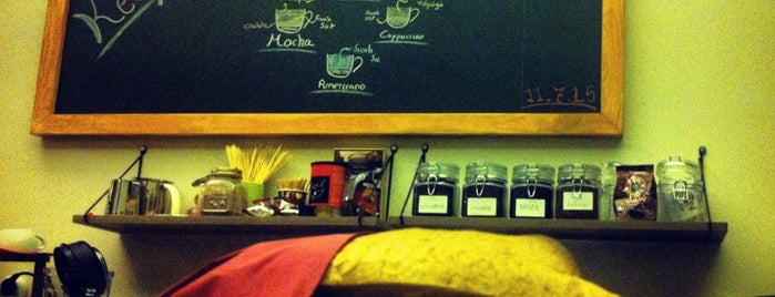 Keep In Touch Cafe & Food is one of Istanbul Coffee Shop.