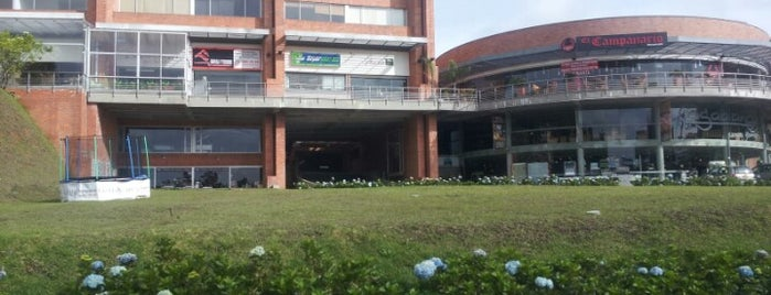 Mall Indiana is one of Medellin.