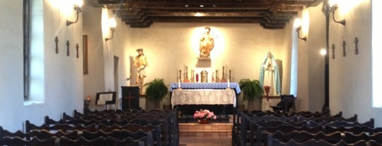 Mission San Francisco de la Espada is one of Sergio M. 🇲🇽🇧🇷🇱🇷 님이 좋아한 장소.