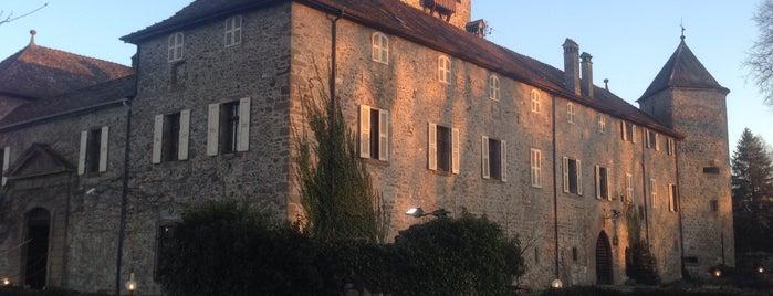 Chateau de Coudree - François Ier is one of Tous au restaurant 2012 - du 17 au 23/09.