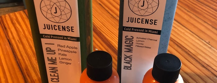 Juicense is one of Florida.
