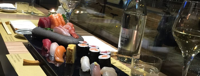 Basara Sushi Pasticceria is one of Milan | Hotspots.