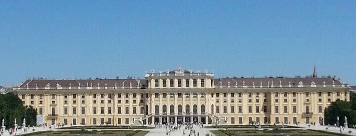 Château de Schönbrunn is one of Follow the Orient Express — Şark Ekspresi.