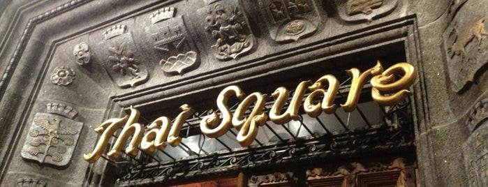 Thai Square is one of London.