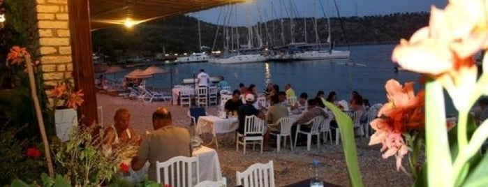Orhan's Restaurant is one of EGE.