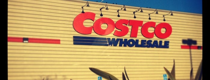 Costco Wholesale is one of Lieux qui ont plu à Josh.