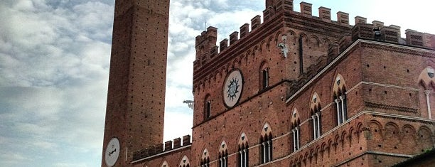 Piazza del Campo is one of World favourites.
