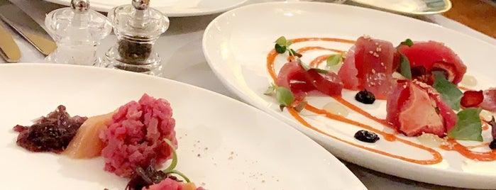 Canova Restaurant is one of Italy.