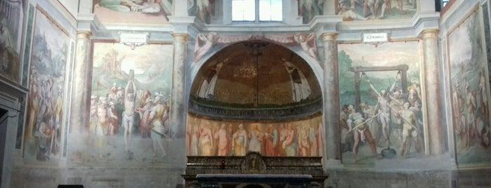 Chiesa di Santo Stefano Rotondo is one of Roma - Activities.