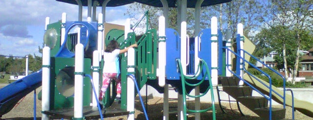 Barrie Park is one of Oak Park Playgrounds.
