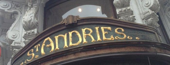 Sint-Andries is one of Tempat yang Disukai ™Catherine.