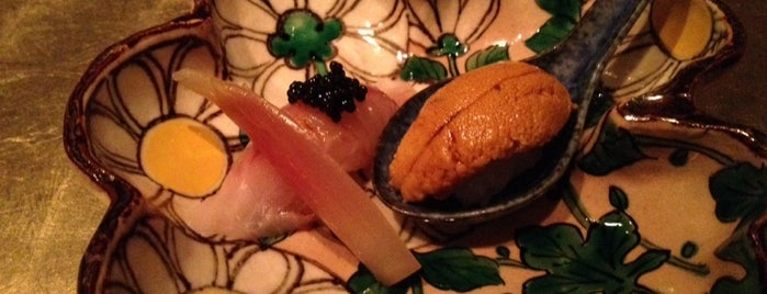 Rosanjin is one of 2015 NYC Michelin Restaurants.